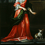 European art; part 1 - Charles Dagar An Unknown Young Lady' i 32763 321