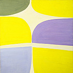 часть 5 -- European art Европейская живопись - Sir Terry Frost Lilac and Lemon 28296 20