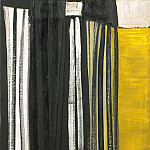 часть 5 -- European art Европейская живопись - Sir Terry Frost Black and Yellow 98479 20