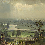 Sir John Arnesby Brown The Trent Valley 97939 20, John George Brown