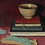часть 5 -- European art Европейская живопись - Sir William Nicholson Books and Things 30311 20