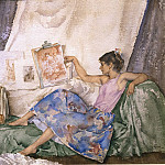 часть 5 -- European art Европейская живопись - Sir William Russell Flint The Collection of Studies 28281 20