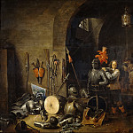 Part 6 Prado Museum - Teniers, David -- El vivac