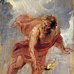 Prometeo, Peter Paul Rubens