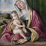 Maria met kind, 1490-1520, Giovanni Bellini