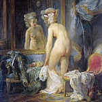Morgentoilet, 1780-1820, H Tom Hall