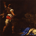 часть 2 -- European art Европейская живопись - Francesco Cairo The Martyrdom of Saint Euphemia 16914 203