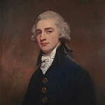часть 2 -- European art Европейская живопись - George Romney Portrait of Sir George Gunning BT 99919 20