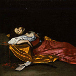 часть 2 -- European art Европейская живопись - Francesco Guarino attributed to Saint Cecilia Martyr 16962 203