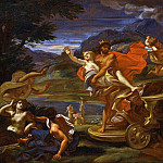 часть 2 -- European art Европейская живопись - Giovanni Battista Gaulli called Il Baciccio The Abduction of Proserpine