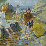 часть 2 -- European art Европейская живопись - Dorothea Sharp The Cup and Saucer pool 100239 20