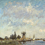 часть 2 -- European art Европейская живопись - Edward Seago Thurne Mouth Norfolk 30212 20