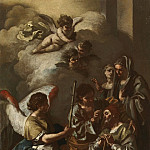 часть 2 -- European art Европейская живопись - Francesco Solimena The Healing of Tobit 27795 203