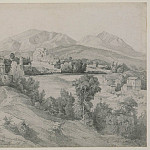 часть 2 -- European art Европейская живопись - Edmund Kanoldt View of Benevento 54039 172