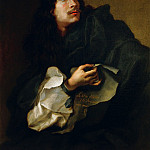 часть 2 -- European art Европейская живопись - Guillaume Courtois called Le Bourguignon Self Portrait 17932 203