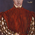 Follower of Hans Holbein the Younger The Lumley portrait of King Edward VI as Prince of Wales i 36788 321, Hans The Younger Holbein