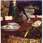 часть 2 -- European art Европейская живопись - Edouard VUILLARD La sauciГЁre et les ronds de serviette 41135 1146