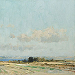 часть 2 -- European art Европейская живопись - Edward Seago August Landscape Essex 100139 20