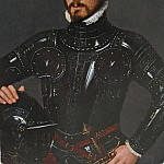 часть 2 -- European art Европейская живопись - Follower of Corneille de Lyon An Unknown Nobleman in Armour i 32767 321
