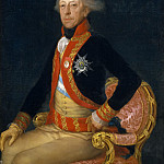 El general Antonio Ricardos, Francisco Jose De Goya y Lucientes