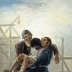 El albañil borracho, Francisco Jose De Goya y Lucientes