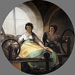 Part 5 Prado Museum - Goya y Lucientes, Francisco de -- La Industria