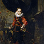 Roos, Jan I -- Retrato de un joven, Part 5 Prado Museum