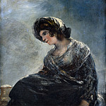 La lechera de Burdeos, Francisco Jose De Goya y Lucientes