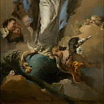 Шедевры музея Прадо - Tiepolo, Giambattista - The Immaculate Conception