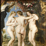 Masterpieces of the Prado Museum - Rubens, Peter Paul - The Three Graces