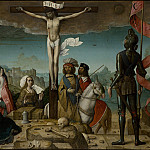 Masterpieces of the Prado Museum - Flades, Juan de - Crucifixion
