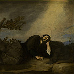 Masterpieces of the Prado Museum - Ribera, Jose de - Jacobs Dream