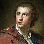 J. Paul Getty Museum - Менгс Антон Рафаэль (1728 Ауссиг - 1779 Рим) - Вильям Бартон Конингем (68х48 см) 1755