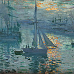 1926 Живерни), Claude Oscar Monet