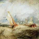 1851 Челси), Joseph Mallord William Turner