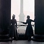 часть 4 -- European art Европейская живопись - Norman Parkinson New Look National Gallery 1949 32058 184