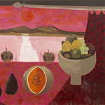 часть 4 -- European art Европейская живопись - Mary Fedden Still life with fruit 98364 20