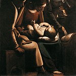 Luca Cambiaso Holy Family with Saint Anne 16104 203, Luca Cambiaso