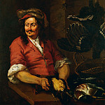 часть 4 -- European art Европейская живопись - NiccolГІ Cassana Portrait of a Cook 17938 203