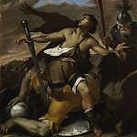 часть 4 -- European art Европейская живопись - Mattia Preti David and Goliath i 27022 203