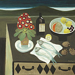 часть 4 -- European art Европейская живопись - Mary Fedden Chest of drawers 98241 20