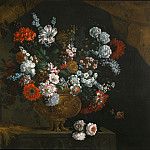 часть 4 -- European art Европейская живопись - Pieter Casteels A flower piece 97979 20
