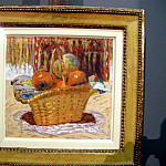часть 4 -- European art Европейская живопись - Pierre BONNARD Corbeille de fruits 49419 1146