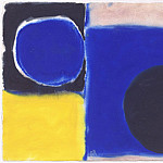 часть 4 -- European art Европейская живопись - Patrick Heron Untitled 98739 20