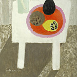 часть 4 -- European art Европейская живопись - Mary Fedden Still life with lemon 98365 20