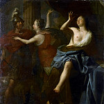 Unknown artist -- Tarquinius en Lucretia, 1700-1799, Rijksmuseum: part 2