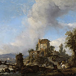 Wouwerman, Philips -- Hertenjacht, 1650-1668, Rijksmuseum: part 2