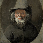 Unknown artist -- Een oude man, 1625-1649, Rijksmuseum: part 2