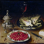 Beert, Osias -- Stilleven, 1600-1624, Rijksmuseum: part 2