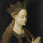 Unknown artist -- Maria, 1500, Rijksmuseum: part 2